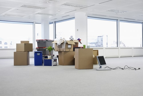 Corporate Relocation Movers