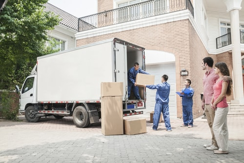 Residential Movers Richmond, VA